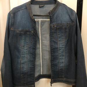 Point Zero Denim Jacket